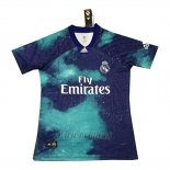 Tailandia Camiseta Real Madrid EA Sports 2018-2019 Azul