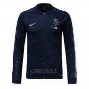 Chaqueta del Paris Saint-Germain 2018-2019 Azul