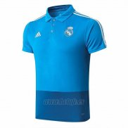 Polo Real Madrid 2019-2020 Azul