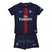 Camiseta Paris Saint-Germain Primera Nino 2018-2019