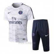 Chandal del Paris Saint-Germain Manga Corta 2017-2018 Gris