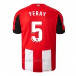 Camiseta Athletic Bilbao Jugador Yeray Primera 2019-2020