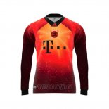 Camiseta Bayern Munich EA Sports Manga Larga 2018-2019