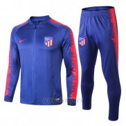 Chandal del Atletico Madrid 2018-2019 Azul