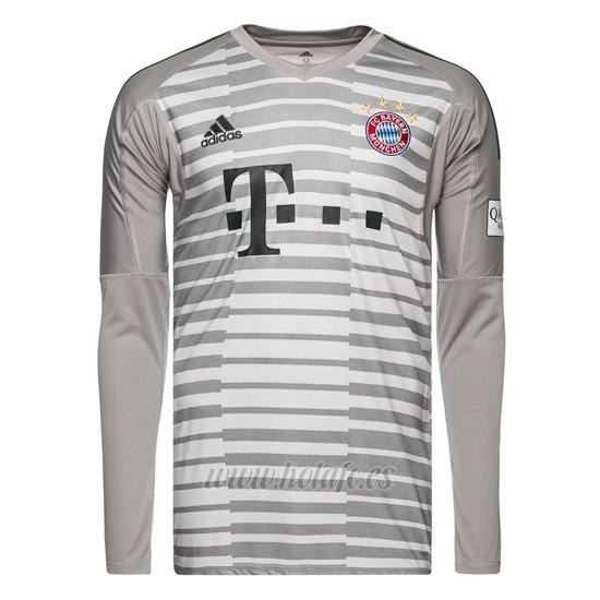 Comprar Camiseta Bayern Munich Primera Portero Manga Larga 2018-2019 e838a4e633dff