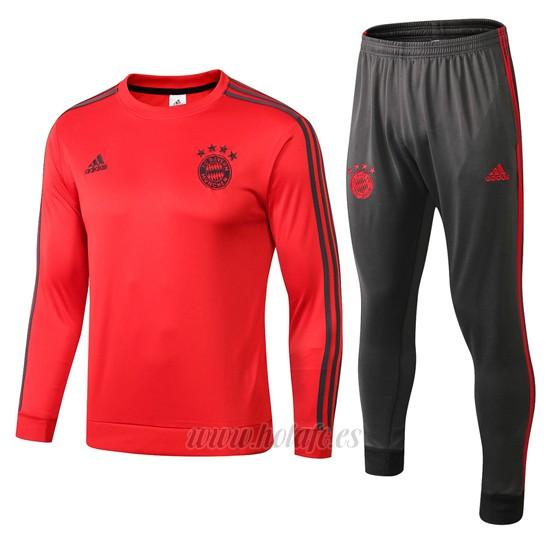 Comprar Chandal del Bayern Munich 2018-2019 Rojo abf8ada21df13