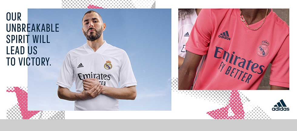 Camiseta de futbol Real Madrid barata