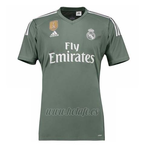 341b7056efccc Comprar Camiseta Real Madrid Primera Portero 2017-2018