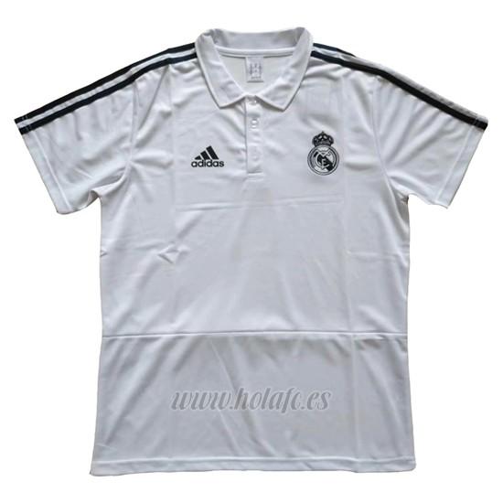 8f77c76340877 Comprar Polo Real Madrid 2018-2019 Blanco