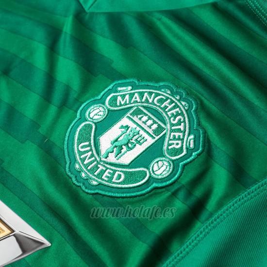 Comprar Tailandia Camiseta Manchester United Portero Primera 2018-2019 77bb91e41a0e1