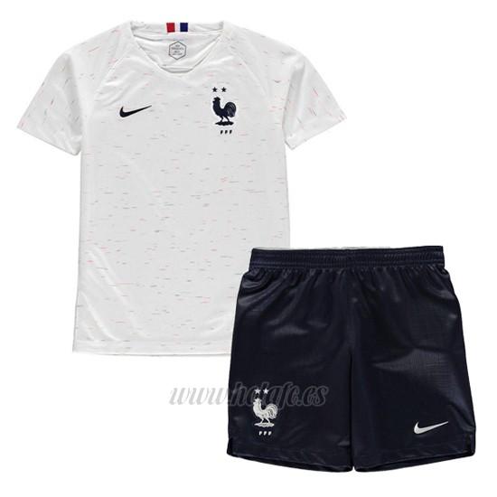 Comprar Camiseta Francia Segunda Nino 2018 fac4ae7393f58