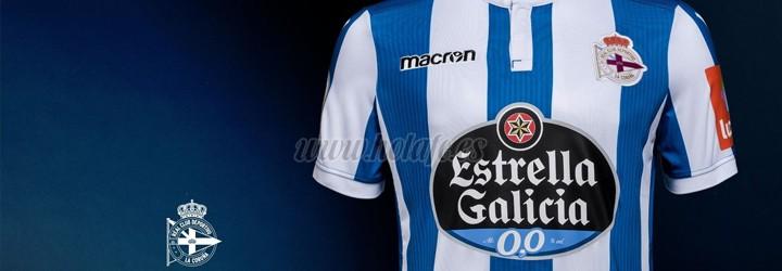 camiseta de futbol Deportivo de La Coruna barata