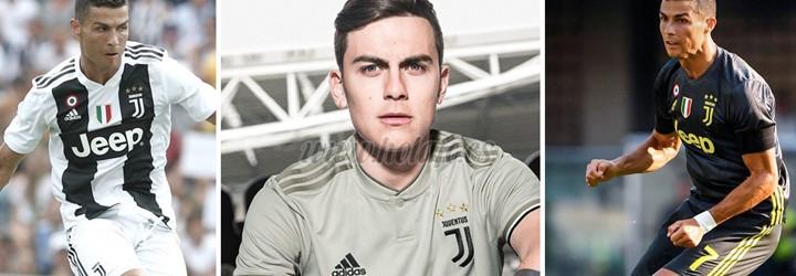 camiseta de futbol Juventus barata
