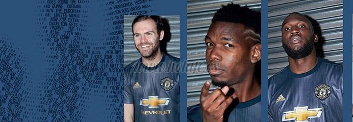 camiseta de futbol Manchester United barata